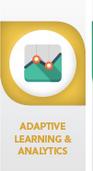 Adaptive Learning & Analytics
